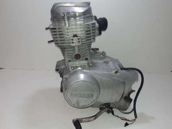 Motor Parcial Honda Cg 125 1979 5 Marchas Baixa Detran Nfe