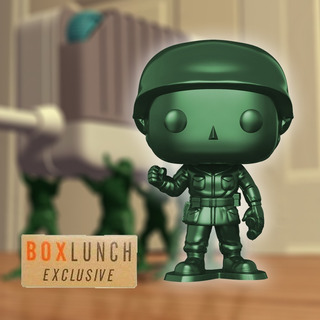 Funko Pop! Toy Story Army Man 377 Boxlunch Toystoing