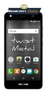 Smartphone Positivo Twist Metal S530 Dual 3g 16gb Tela 5.2