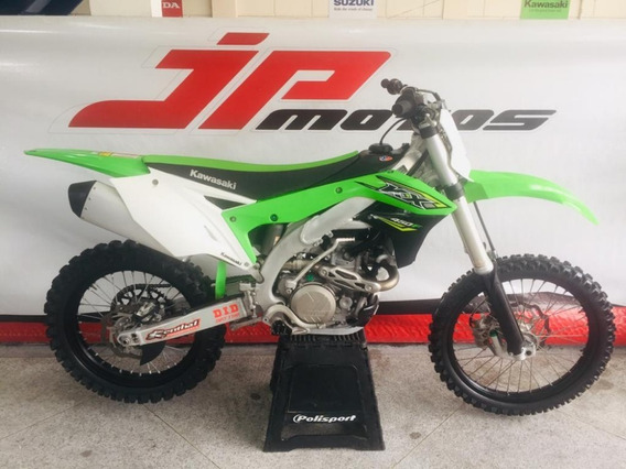 Kawasaki Kx 450f 2018 Verde