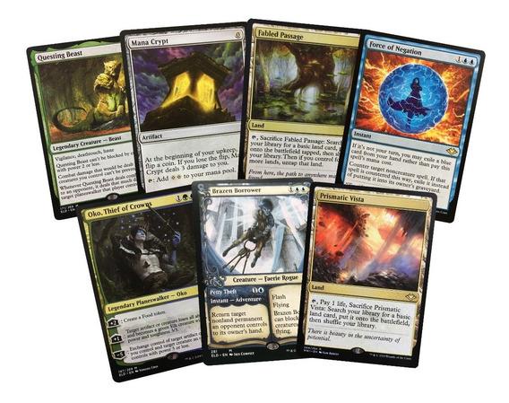 Carta De Magic Mtg Cards - Consulte Estoque Proy - Top Quali