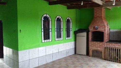 Casa A 900 Metros Da Praia No Bopiranga - Itanhaém 6412 Npc