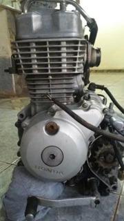 Motor Gg - Fan 125 Completo