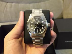 Relógio Hamilton Khaki Field, 38mm, Automático