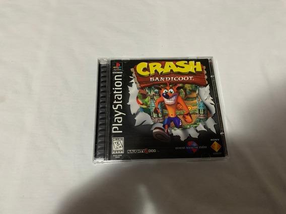 Crash Bandicoot Ps1 Orginal Americano