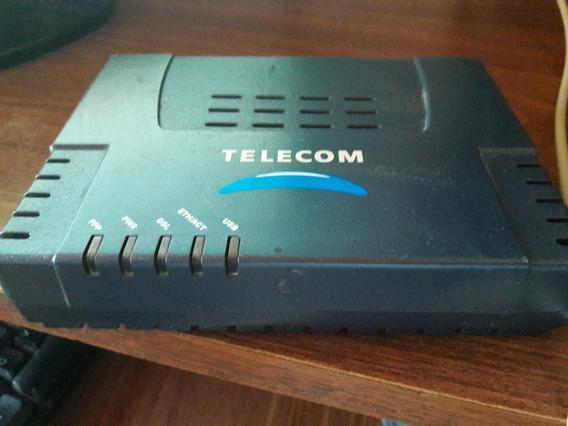 Modem Telecom Externo Dsl 600 Eu