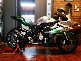 Benelli Bn302r Racing Reprogramada Escape