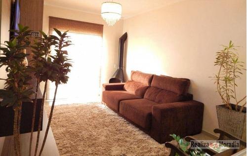 Imagem 1 de 17 de Sobrado Com 03 Dormitórios E 01 Suíte -  Jardim Rio Das Pedras  -  Cotia - Ca2032