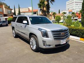 Cadillac Escalade 6.2 Plinum 4x4 At 420hp 2016