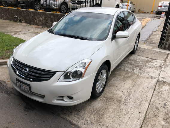 Nissan Altima 2012 Sl High 2.5l Cvt