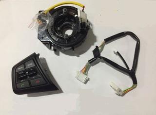 Kit Comando Som Volante Creta Pcd Botão Hard Disk Plug&play