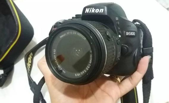 Camera Nikon D5100 (corpo) Usada
