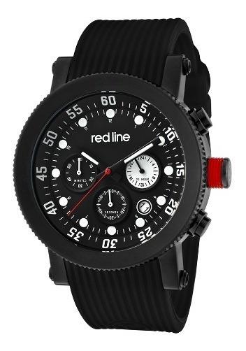 Relógio Red Line