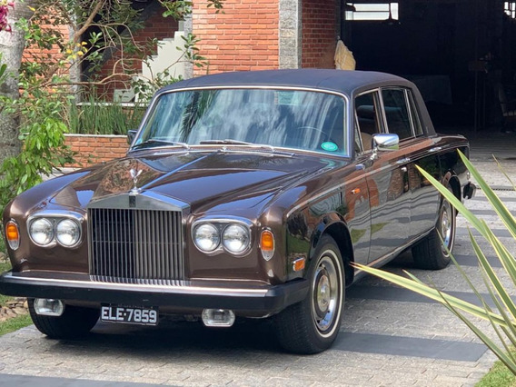 Rolls Royce Silver Shadow 1976