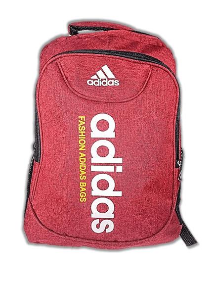 Bolso adidas Color Rojo Modelo 02