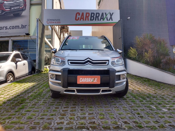 Citroën Aircross 1.6 16v Exclusive Flex 5p