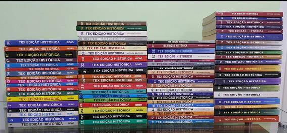 Tex Edição Histórica Lote Com 3 Números