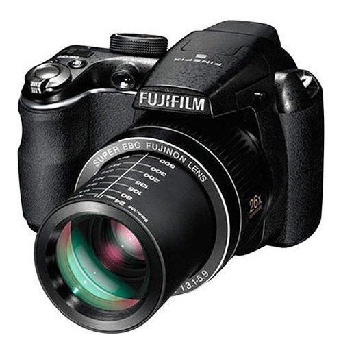 Câmera Semi Profissional Fujifilm Finepix S3300