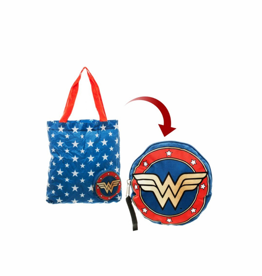 Bolsa Wonder Woman 100% Original E Importada