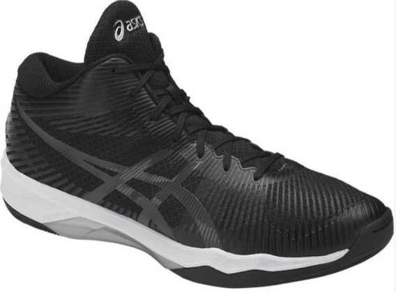 Tênis Asics Gel Volley Elite Ff Mt Preto Original