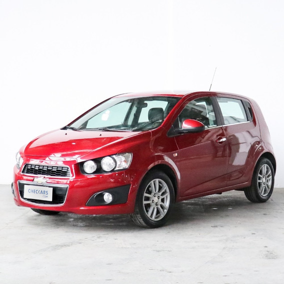 Chevrolet Sonic 1.6 Ltz Mt Mx - 14658