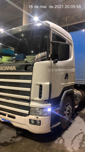 Imagem 1 de 15 de Scania 124-400 /2003 Scania 124-400 /2003