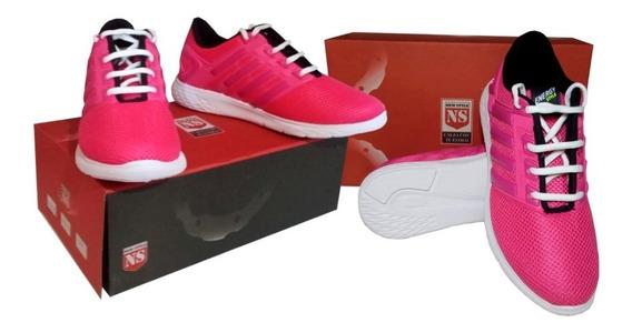 Zapatillas De Mujer Deportivas Livianas Economicas