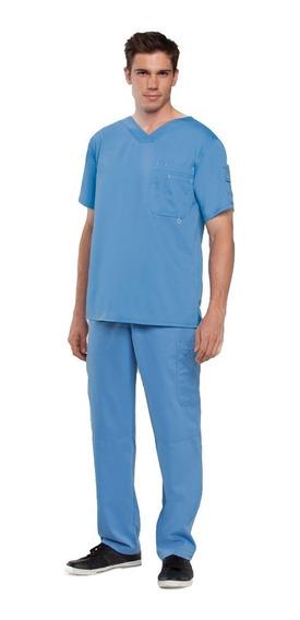Pijama Quirurgica Para Hombre Grey