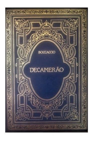Livro Decamerão - Boccaccio
