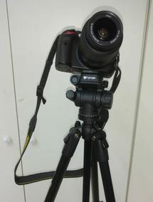 Tripé Profissional Para Câmera Weifeng Wt-5315