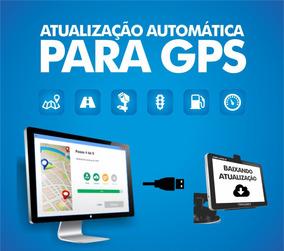 Atualização Para Gps Igo 2018 Software Automático