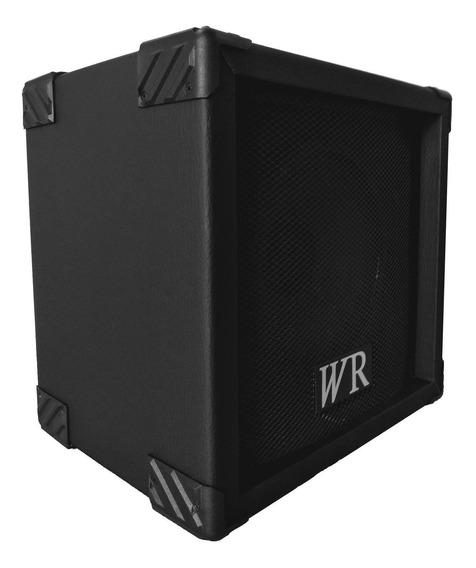 Amplificador Cubo Baixo Iron 100cb 50w Rms - 10 Pol.