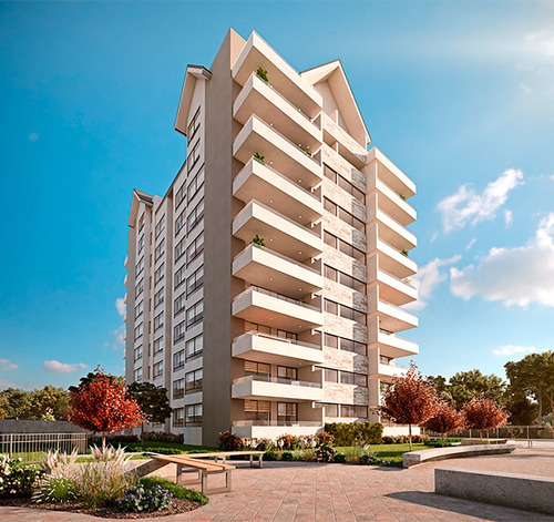 Imagen 1 de 17 de Edificios Alcalá