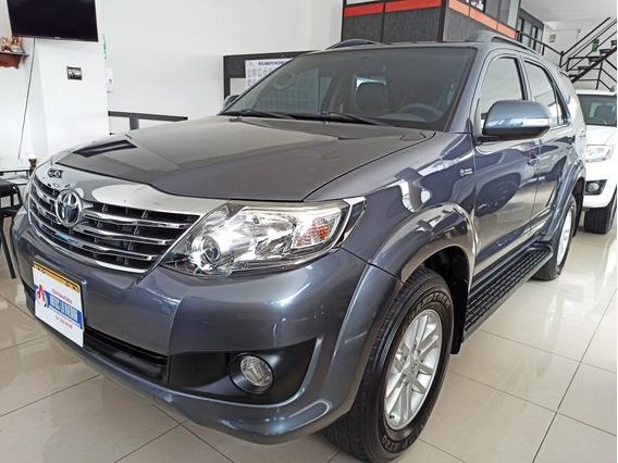 Toyota Fortuner Miyabi 2.700 4x2