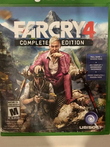 Far Cry 4 Xbox One Mídia Física Novo