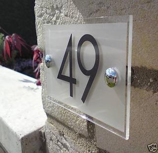 Números Para Casa (exterior)