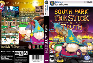 South Park: The Stick Of Truth (uncut) (chave Cd-key Uplay)