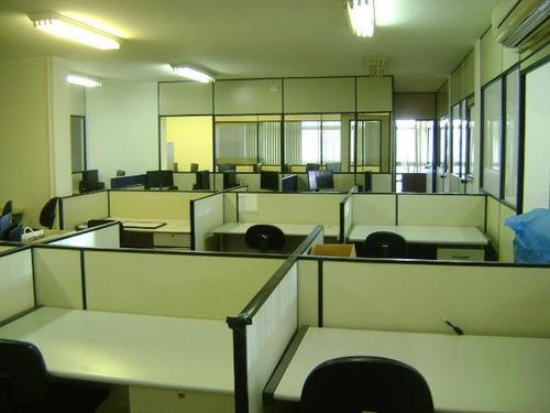 Sala Comercial Para Locação Em Rio De Janeiro, Centro, 3 Banheiros - Sal922_1-1042824