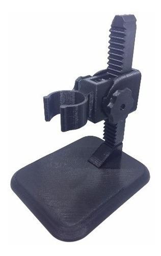 Base Elevatória Ajustável Para Microscópio Digital Usb
