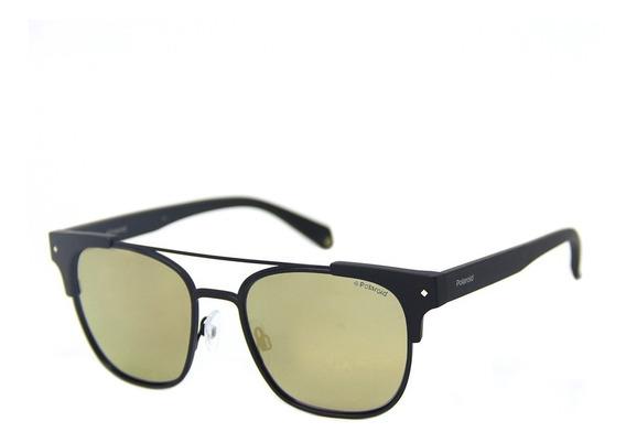 Óculos Sol Polaroid Pld 6039 Masculino - Brinde Limpa Lente