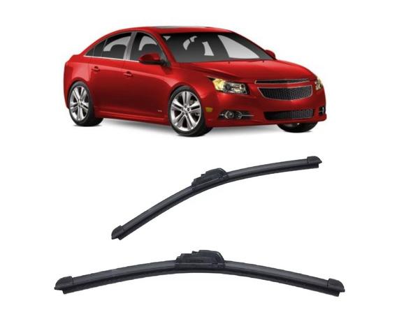 Palhetas Limpador Para-brisa Chevrolet Cruze 2012 Até 2016