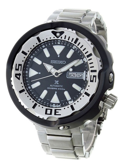 Relógio Seiko Prospex Aqualand 200 Metros Srpa79k1 Baby Tuna Ed Limitada Srpa79 Semi-novo Acompanha Elos D