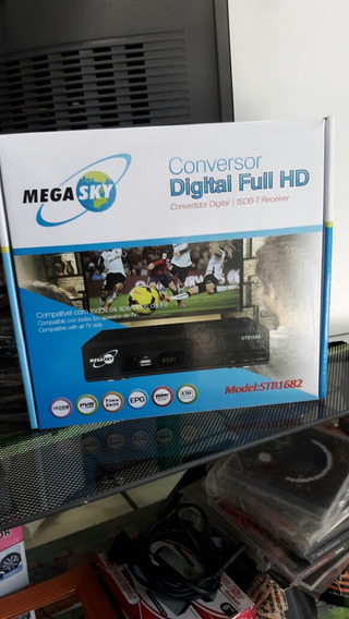 Conversor Digital Full Hd