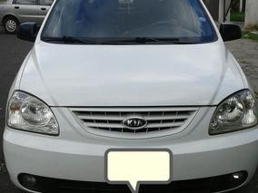 Vendo Flamante Kia Carens Turbo Diesel 2007
