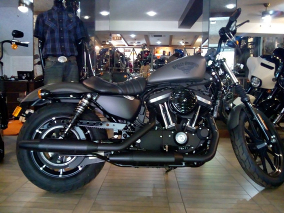 Harley-davidson Iron Xl883n