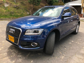 Audi Q5 3.0 Tfsi Attraction Azul Scuba Metalizado