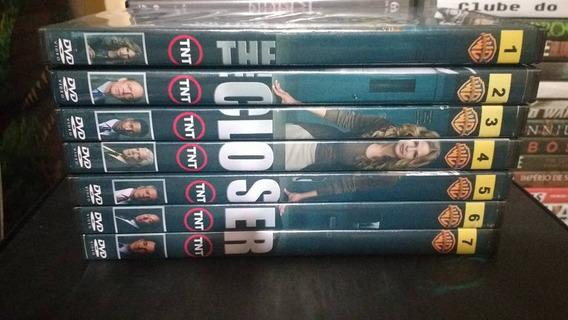 The Closer As 7 Temporadas Dubladas