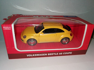 Volkswagen New Beetle De Coleccion 1/32 Nuevo
