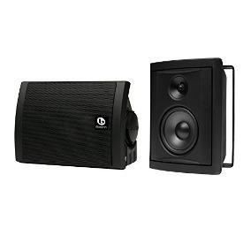 Caixa Acústica Outdoor Indoor Boston Voyager 50 Par