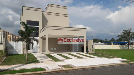Casa À Venda, 250 M² Por R$ 1.390.000,00 - Residencial Villa Bella - Livorno - Paulínia/sp - Ca1541